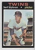 Bert Blyleven (Baseball Card) 1971 Topps - [Base] #26