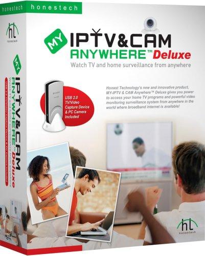 Amazon com: My-Iptv & Cam Anywhere Deluxe - Honest Tech