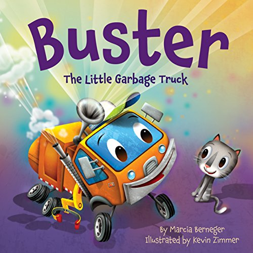 Buster the Little Garbage Truck (Buster Bear)