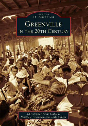 Greenville in the 20th Century (Images of - Ga Oakley