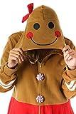 #followme 6442-L Gingerbread Adult Onesie Womens