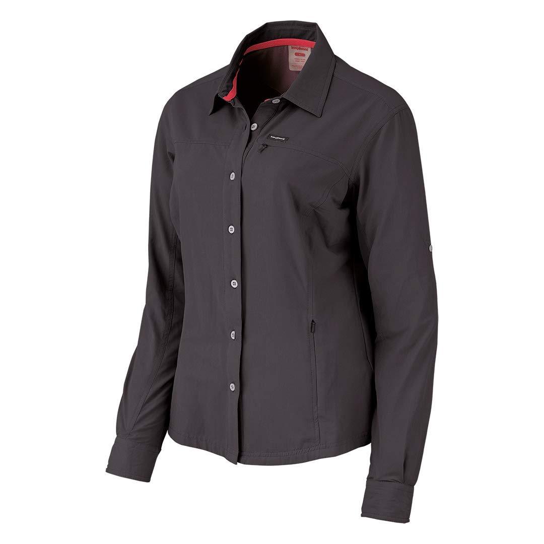 Trango® Damen Shirt, Shirt Rawal, dunkel