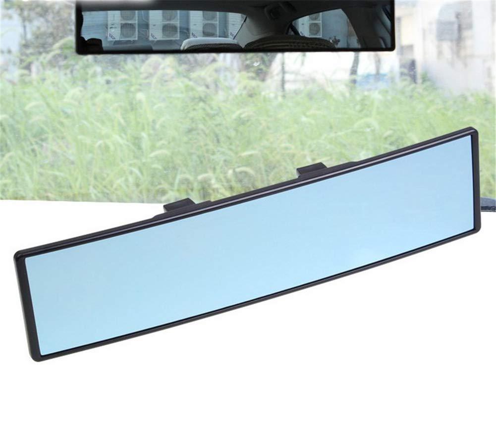 Milopon R/étroviseur panoramique int/érieur voiture R/étroviseur miroir int/érieur universel voiture//camion Anti Blend Angle R/étroviseur