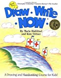 Draw Write Now, Marie Hablitzel, Kim Stitzer, 0963930729