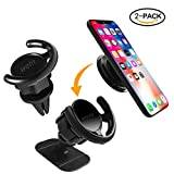 Car Mount For Pop Sockets - Air Vent - 360 Degree Rotation...