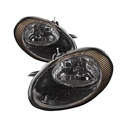 Ford Taurus Oem Replacement - Headlights Depot Ford Taurus Headlights OE Style Replacement Headlamps Driver/Passenger Pair New