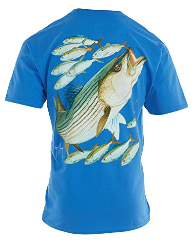 Fyr Harvey Stripe Bass Menns Blå