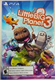 Little Big Planet 3 - PlayStation 4 - Full Game Download Card - PS4