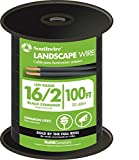 Tools & Hardware : Woods 55213143 16/2 Low Voltage Lighting Cable, 100-Feet