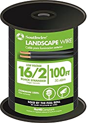 Woods 55213143 162 Low Voltage Lighting Cable, 100-feet