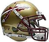 NCAA Florida State Seminoles Authentic XP Football Helmet