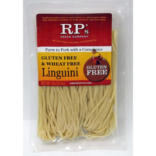 Gluten Free Linguine Brown Rice Pasta, Frozen - 9 oz (Pack of 12) (Rp Gluten Free Pasta compare prices)