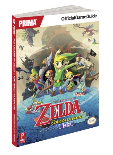 Legend of Zelda: The Wind Waker: Prima Official Game Guide (Prima Official Game ()
