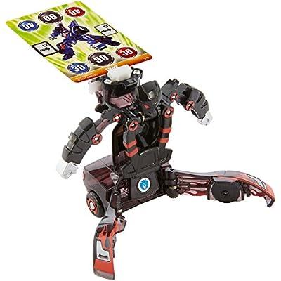 Mecard Tanatos Deluxe Mecardimal Figure: Toys & Games