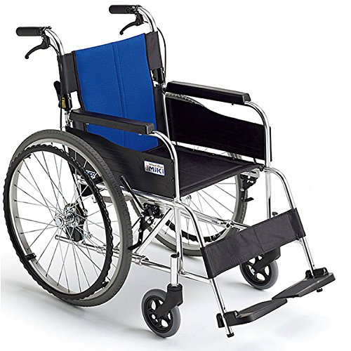 自走介助兼用車椅子 BAL-1 シンプルスタンダード B00Q6J4OG0