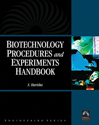 Biotechnology Procedures and Experiments Handbook...