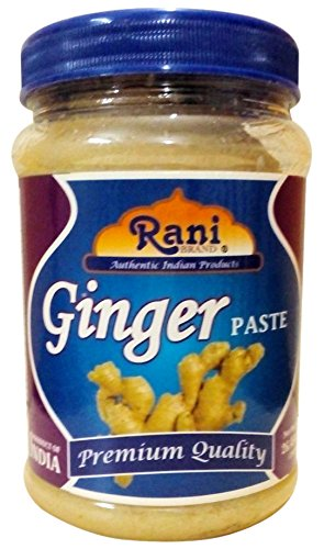 Rani Ginger Paste 750g by Rani Brand Authentic Indian Products