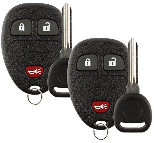 BestKeys 2007-2008 Suzuki XL-7 Keyless Entry Remote Key Fob