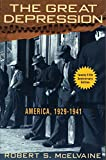 img - for The Great Depression: America 1929-1941 book / textbook / text book