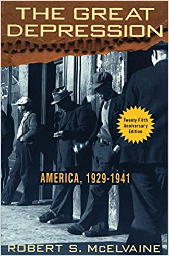 Amazon com: The Great Depression: America 1929-1941