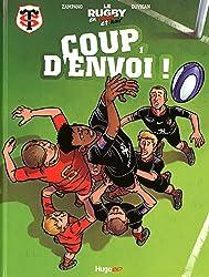 Le rugby en rouge et noir T01 Coup d'envoi !