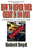 How to Repair Your Credit in 180 Days Pdf