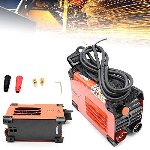 Welding Machine Set,Mini Electric Welder Handheld ARC Welding Machine DC Inverter Welder Machine 220V 20-250A