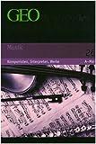 GEO Themenlexikon Band 26: Musik - Komponisten, Interpreten, Werke