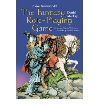 All the Dungeons a Stage: The New Performing Art of Fantasy Role-playing Games (Paperback) - Common ebook