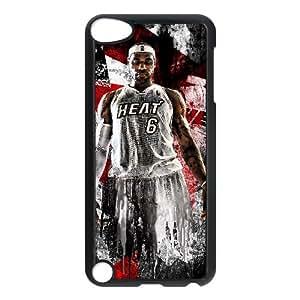 L9U03 Lebron James X0N4WO funda iPod Touch funda 5 casos cubren IK1SYY6OQ negro