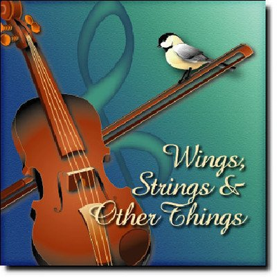 Wings Strings & Other Things (Halloween Symphony Song)