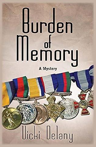 book cover of Burden of Memory