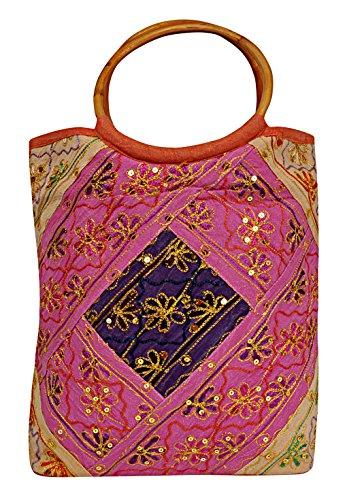 vintageTote-Einkaufstasche-Handtasche
