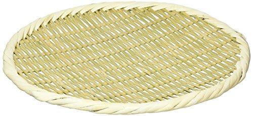 (Bamboo Round Zaru Basket/Colander for Soba, Udon and Noodles (24cm, Japan))