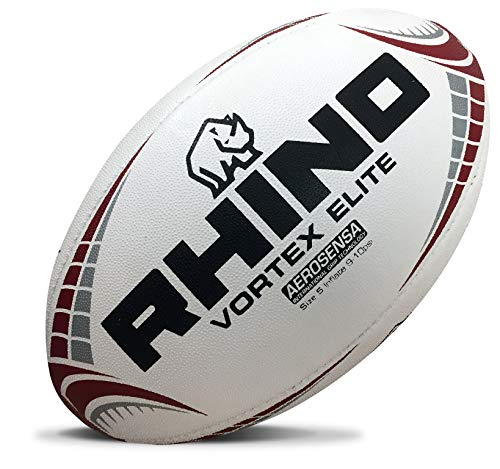 Rhino Rugby Vortex Elite Match Rugby Ball - Home Rugby Jersey Usa