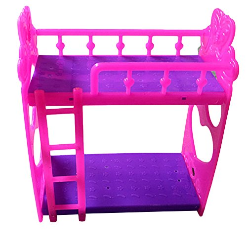 Peachy Barbie Furniture Bunk Beds Buyers Guide For 2019 Goriosi Com Bralicious Painted Fabric Chair Ideas Braliciousco