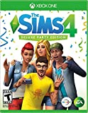 The SIMS 4 Deluxe Party Edition - Xbox One [Digital Code]
