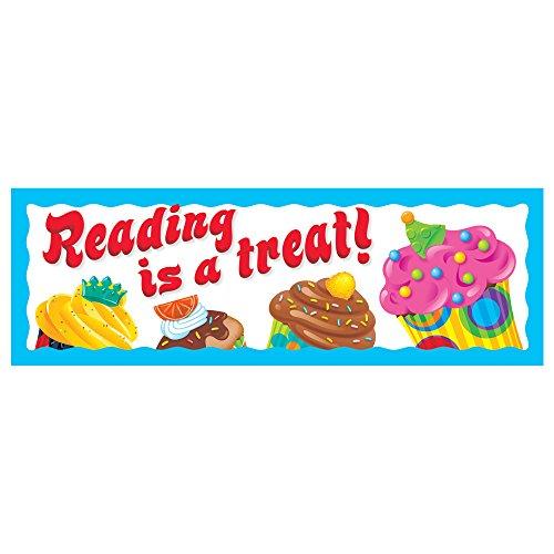 Trend Enterprises Bookmarks - TREND enterprises, Inc. Reading is a treat! The Bake Shop Bookmarks, 36 ct