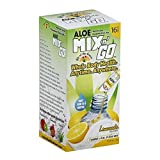 Lily Of The Desert Mix N Go Aloe Drink, Lemonade, 16 Count Review