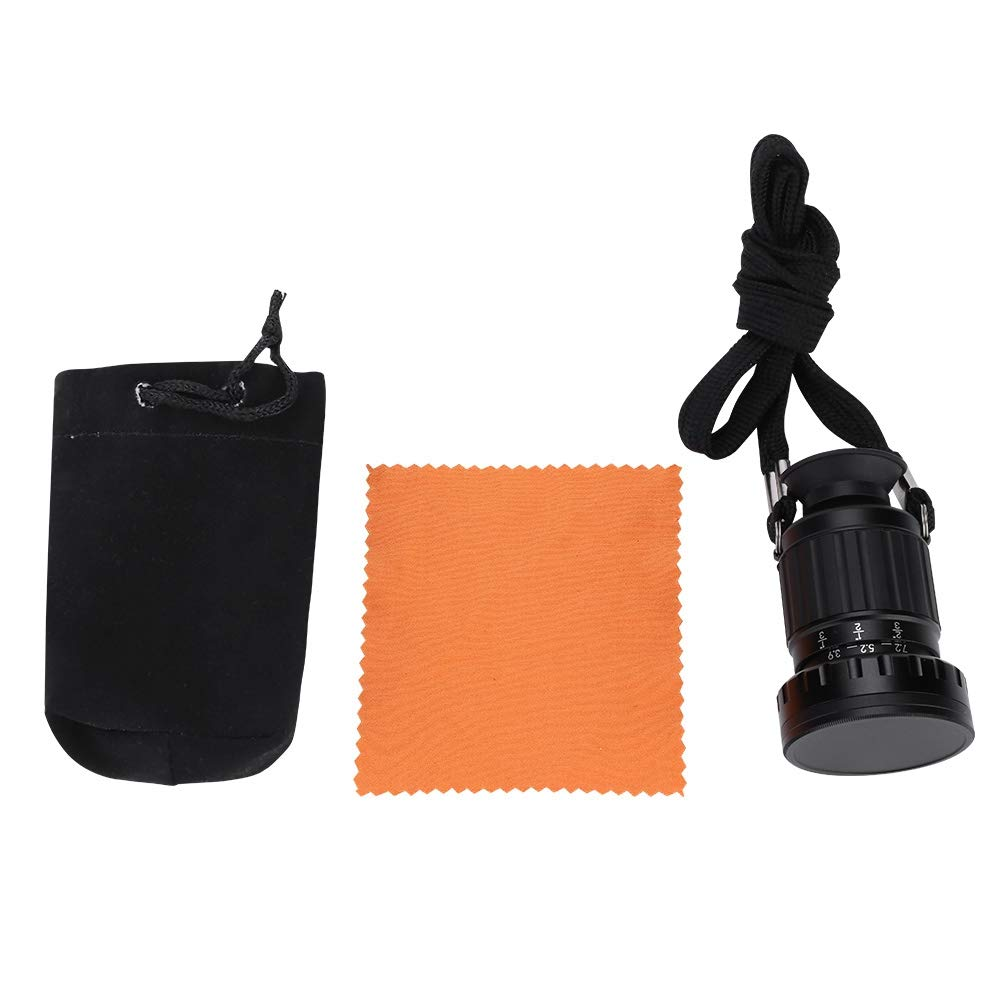 Professional Camera Viewfinder VD-11X Micro Directors HD Viewfinder Scene with Telescopie Design Compatible with 37mm Standard Filter Thread