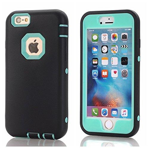 iphone 6 3in1 hard hybrid case - 6