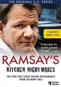 Ramsay's Kitchen Nightmares: Complete Series Two - The Original U.K. Series