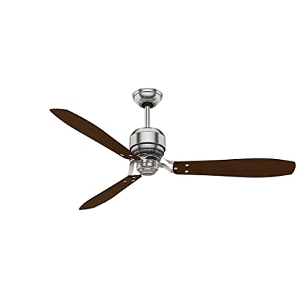 Casablanca 59504 tribeca 60 inch 3 blade ceiling fan with reversible casablanca 59504 tribeca 60 inch 3 blade ceiling fan with reversible walnutburnt aloadofball Choice Image
