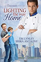 Lighting the Way Home (Delectable Book 2) (English Edition)
