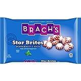 Brachs Star Brites Peppermint Candy, 16 Ounce - 12 per case.