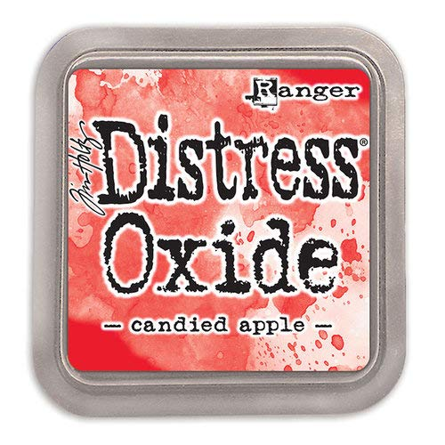 Ranger Tim Holtz Distress Oxides Ink Pads Candied Apple (8 Pack)