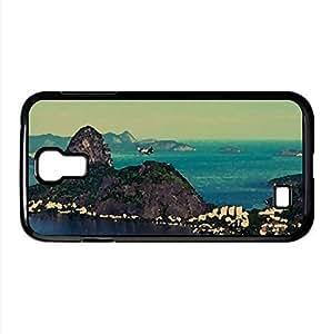 Rio De Janeiro Landscapes Watercolor style Cover Samsung Galaxy S4 I9500 Case (Brazil Watercolor style Cover Samsung Galaxy S4 I9500 Case)