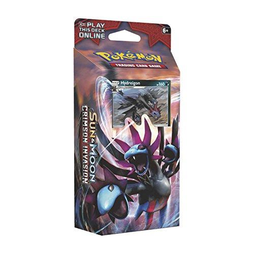 Pokemon Sun & Moon Crimson Invasion Destruction Fang Hydreigon Theme Deck (Best Psychic Pokemon Sun)
