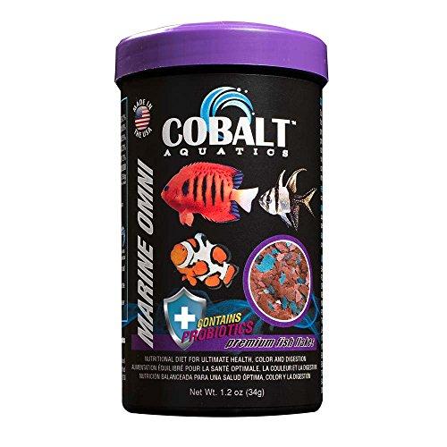 Cobalt Aquatics Marine Omni Flake, 1.2 oz