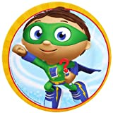 Super Why! Dessert Plates (8), Health Care Stuffs
